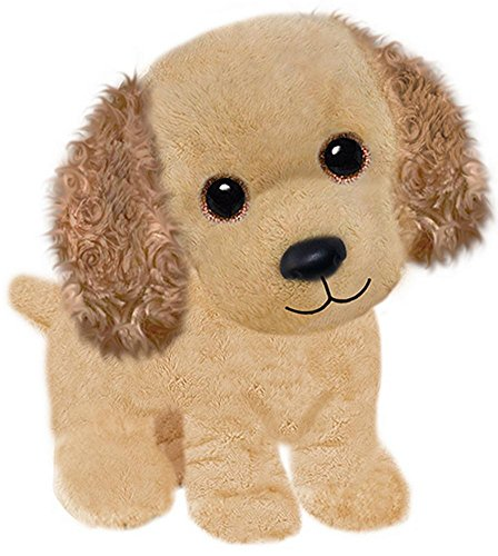 DBK Gifts Cocker Spaniel Stuffed Plush Dog with Puppy Carrying Case ()