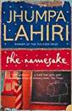Front cover for the book The Namesake by Jhumpa Lahiri