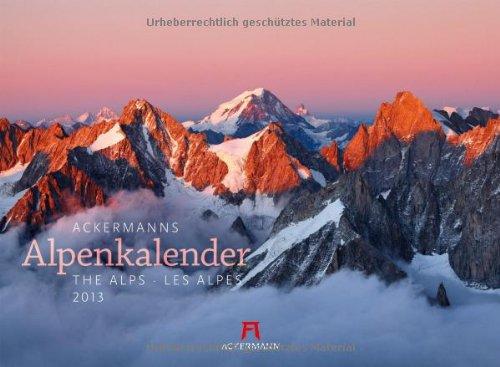Alpenkalender 2013