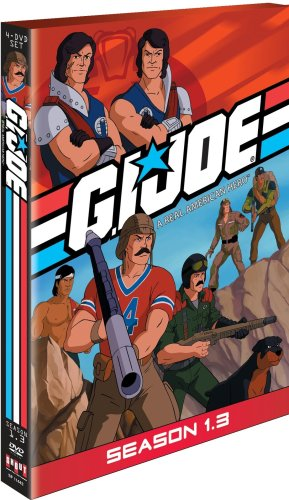 - G.I. Joe A Real American Hero: Season 1.3