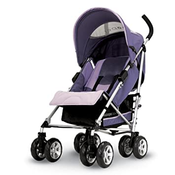 Zooper Twist Stroller Purple (Discontinued by Manufacturer)