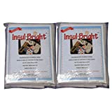Insul-Bright Insulated Lining 36 x 45 Inches - 2