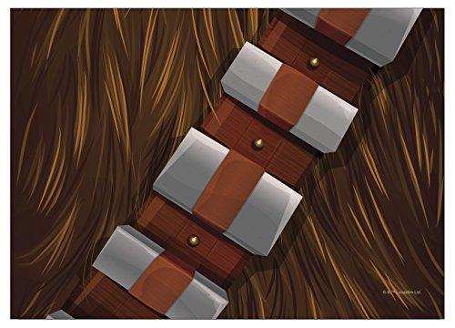 FanWraps Star Wars Chewbacca with Bandolier Wrap for MacBook Pro 15