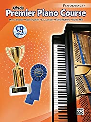 Alfred's Premier Piano Course Performance 4