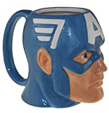 shield marvel mug - Marvel Captain America Shield Mug