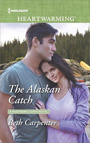 Silk Stranded - The Alaskan Catch: A Clean Romance (A Northern Lights Novel Book 1)