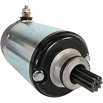 DB Electrical SND0482 New Starter For Bombardier Traxter 500 Max 500 XT 500 XL 500 (99-05) 420-296-125, 711-296-120, 711-296-125: Automotive