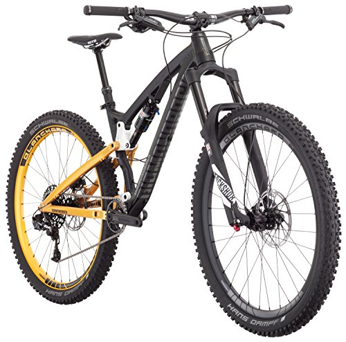 Diamondback Bicycles Women's Clutch 2 Full Suspension Mountian Bike, Black, 15.5″/Small Review