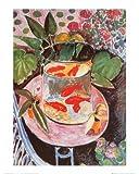 Goldfish Art Poster Print by Henri Matisse, 41x51 cm