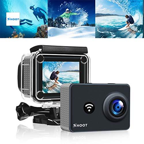 Lljin Ultra 4K Full HD 1080P Waterproof DVR Sports Camera WiFi Cam DV Action Camcorder
