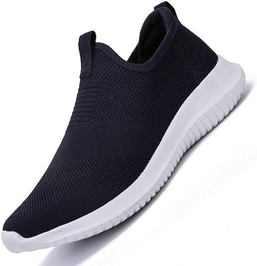 Zapatos Casuales para Hombres Zapatillas Transpirables Zapatillas para Correr Zapatillas Unisex para Correr Ligeras para Carretera Fitness Masculino: Amazon.es: Zapatos y complementos