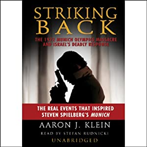Striking Back Audiobook