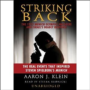 Striking Back Hörbuch
