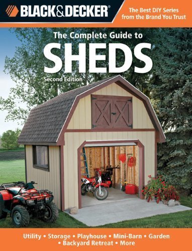black and decker storage sheds - 7