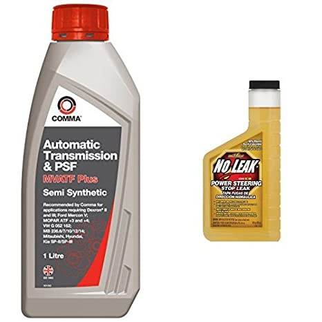 Comma MVATF1L 1L Auto Transmission and Power Steering Fluid Comma Oil & Chemicals Ltd.