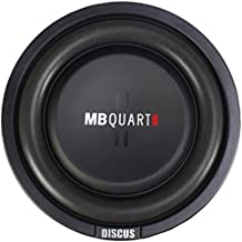 MB Quart DS1-204 Discus Series 400-Watt Shallow Subwoofer (8) consumer electronics
