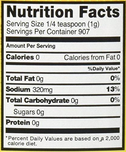 Johnny's Seasoning Salt, 32-Ounce Bottles (Pack of 3) by Johnny's (Image #2)