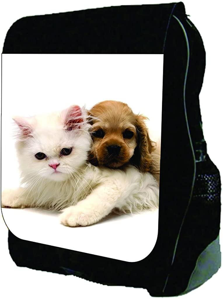 Kitty and Puppy TM School Backpack
