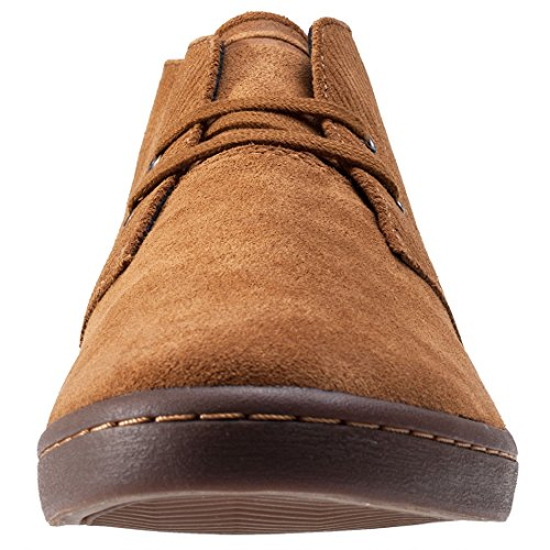 Fred Perry Byron Mid Hommes Bottes chukka