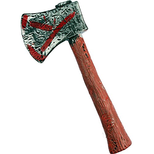 Zombie Hunter Axe Adult Accessory