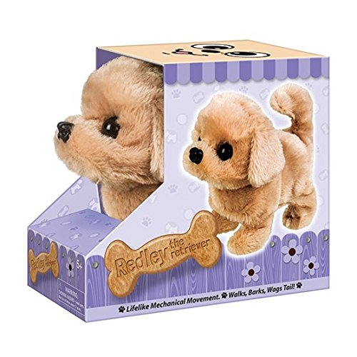 Battery Operated Plush Redley Retreiver product image