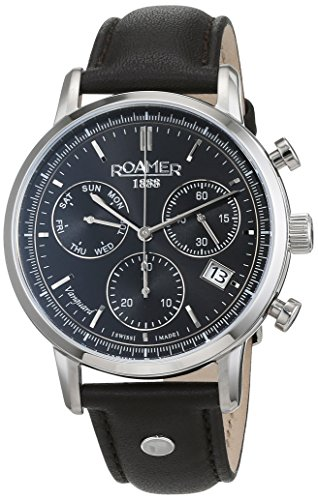 Roamer VANGUARD CHRONO II 975819 41 55 09 Mens Chronograph