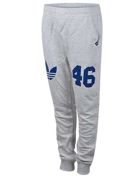 Pantalones adidas – Nba New York Knicks Sweatpant Gris Light Xl