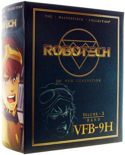 Robotech Macross Toynami Masterpiece Vol. 1 VFB-9H Rand Beta (Robotech Masterpiece)