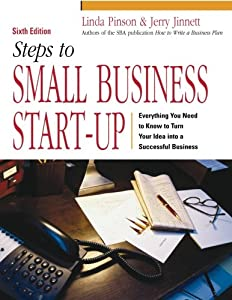Steps to Small Business Start-Up from Kaplan Publishing
