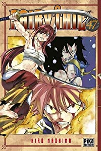 "Afficher ""Fairy Tail n° 47"""