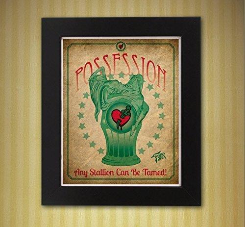Bioshock Infinite Possession Vigor 8 x 10 print