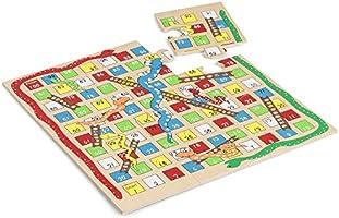 Tobar – Juego de la Escalera y del Serpiente, 27858: Amazon.es: Juguetes y juegos