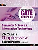GATE Computer Science & Information Technology (26 Year's Chapter-Wise Solved Paper) 2018