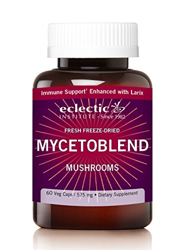 Eclectic Mycetoblend Freeze Dried Vegetables, Red, 60 Count