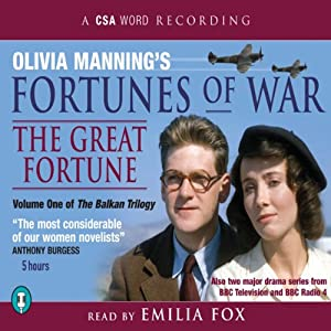 The Great Fortune Audiobook