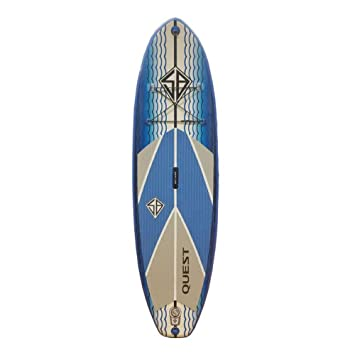 Amazon.com: Burke 9 ft. Stand Up Paddle Board: Sports & Outdoors