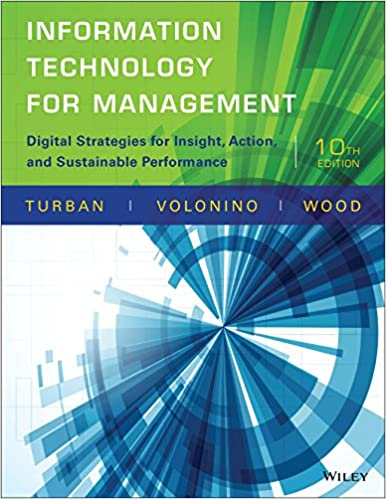 Amazon information technology for management digital amazon information technology for management digital strategies for insight action and sustainable performance 10th edition ebook efraim turban fandeluxe Images
