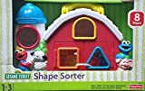 Fisher PriceSesame Street Barn Shape Sorter Learning Toy 39054
