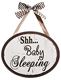 Shabby Elegance Wooden Door Hanger BOBEBE Online Baby Store From New York to Miami and Los Angeles