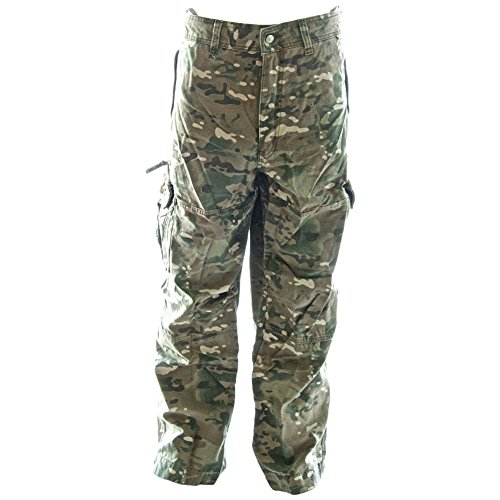 C20 Pantaloni Uomo Camo Clothing Molecule TIzaqn4IP