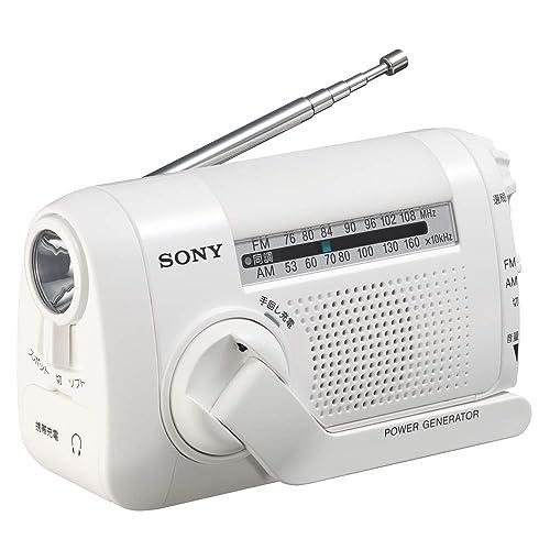 ソニー ポータブルラジオ ICF-B09