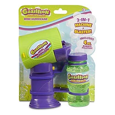Gazillion 36445 Mini Hurricane, Green: Toys & Games