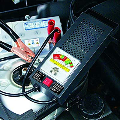 Schumacher BT-100 100A Battery Load Tester and Voltmeter: Automotive