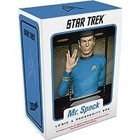 Mr. Spock Logic & Prosperity Box