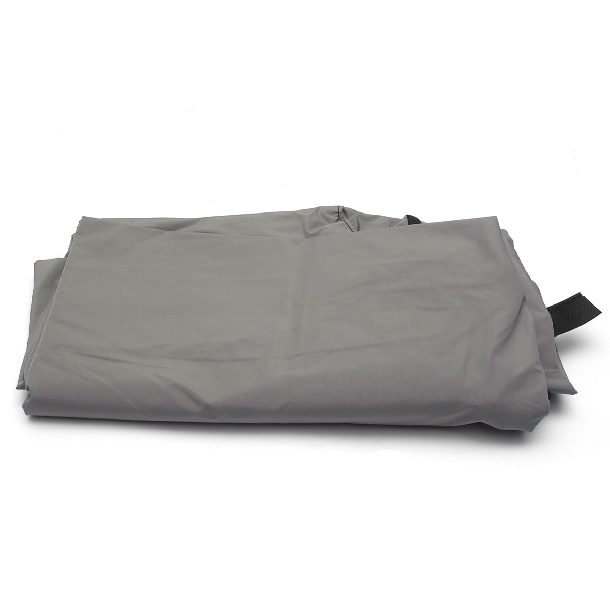 Essort Swing Canopy, 2 to 3 Seaters Waterproof Anti-UV Swing Top Cover Canopy Replacement for Outdoor Porch Patio Swing and Garden Hammock, 75'' × 52'' × 5.9'' Grey by ESSORT (Image #4)