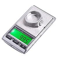 Melbourne Gadgets 500g 0.01 DIGITAL POCKET SCALES JEWELLERY ELECTRONIC 10 milligram micro gram