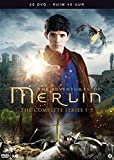 Merlin - The Complete Collection - Series 1 + 2 + 3 + 4 + 5 by Colin Morgan (Dutch import)