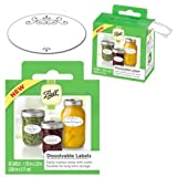 Jarden Home Brands Ball Dissolvable Labels-(Set of 60) (By)