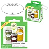 Ball Dissolvable Labels  - (Set Of 60) (by Jarden Home Brands)
