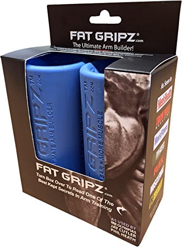 Fat Gripz Ultimate Builder Blue product image